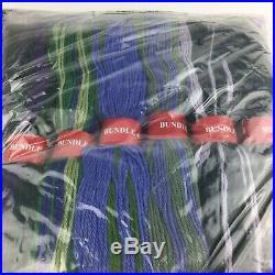 Ehrman Needlepoint Kit Iris Flower Raymond Honeyman Picture Pillow Cover