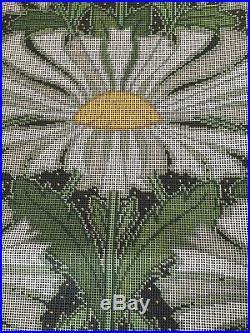 Ehrman Tapestry DAISIES Needlepoint Tapestry Kit by Raymond Honeyman 2012. New