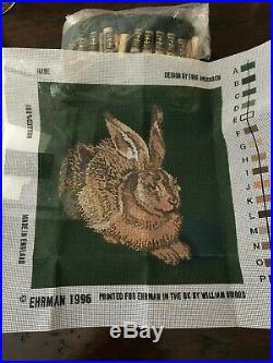 Ehrman Tapestry Hare Needlepoint Kit