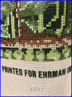 Ehrman Tapestry Needlepoint Kit Peas Made In England Vintage 1990 Nip