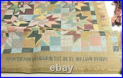 Ehrman Tapestry Original Fresco Star Needlepoint Kit Kaffe Fassett 1989 Rare