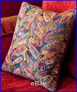 Ehrman Tapestry SUMMER PAISLEY Needlepoint Kit by Raymond Honeyman, 2006. New
