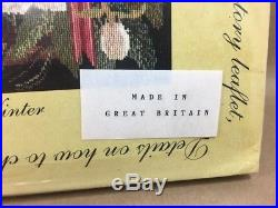 Elizabeth Bradley Victorian Flowers wool needlework kit Summer