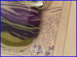 Elsa Williams Enchanted April Crewel Embroidery Kit 00916 Linen Rare New