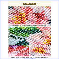 Full Drill Heaven DIY 5D Diamond Painting Cross Crafts Stitch Embroidery Xmas