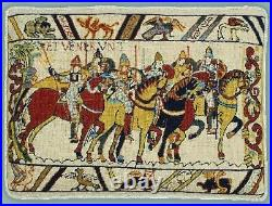 Glorafilia Bayeux Needlepoint/Tapestry Kit Hastings William Rides to War