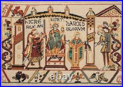 Glorafilia Bayeux Needlepoint/Tapestry Kit The Coronation of Harold