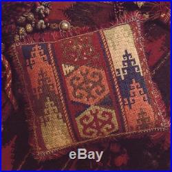Glorafilia Tapestry/Needlepoint Kit Kelim Terracotta