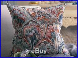 Glorafilia Tapestry/Needlepoint Kit Marbled Cushion
