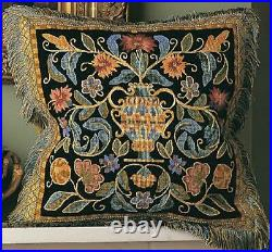 Glorafilia Tapestry/Needlepoint Kit Renaissance Cushion