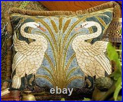 Glorafilia Tapestry/Needlepoint Kit Swans Cushion