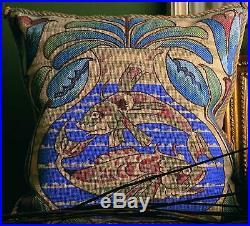 Glorafilia Tapestry/Needlepoint Kit William de Morgan Fish