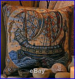 Glorafilia Tapestry/Needlepoint Kit William de Morgan Galleon