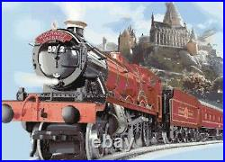 Hogwarts Express Counted Cross Stitch Harry Potter Large piece