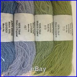 Jacobean Kit # 11 Crewel Work British Wool Embroidery Phillipa Turnbull Appleton