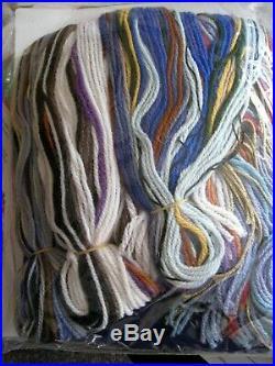 Janlynn Holiday Needlepoint Stocking Kit, CHRISTMAS VILLAGE, Rossi, 18,023-0212