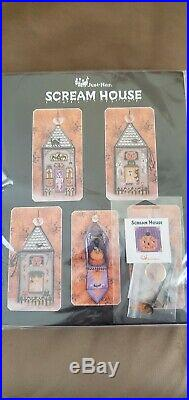 Just Nan Scream House Silver Needle Exclusive Brand New kit