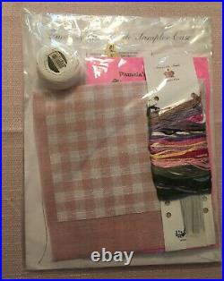 Just Nan's Silver Needle Exclusive Queen of the Needle Sampler Case Kit