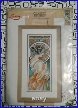 LANARTE PN-0008024 (34842) Art nouveau by Mucha primrose