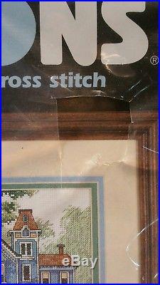Mississippi Memories Dimensions Counted Cross Stitch Kit 3860 1997 Sandi Lebron