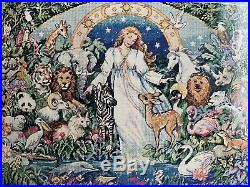 Mother Earth Cross Stitch Kit Dimensions Gold Collection RARE HTF Factory Sealed
