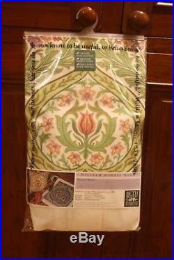 NEW BETH RUSSELL EDEN tapestry NEEDLEPOINT KIT WILLIAM MORRIS DESIGNERS FORUM