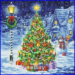 Needle Art World Oh Christmas Tree DIAMOND DOTZ