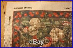 RARE EHRMAN BULLFINCHES Margaret Murton TAPESTRY NEEDLEPOINT KIT retired