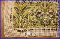 Rare Ehrman Tapestry Kit Lily Of The Valley Raymond Honeyman Retired Art Nouveau