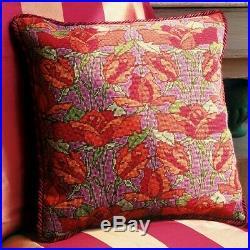Rare Ehrman Tapestry Needlepoint Kit Austrian Roses Raymond Honeyman Retired
