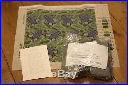 Rare Ehrman Tapestry Needlepoint Kit Bluebells Raymond Honeyman Vintage