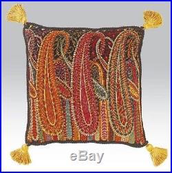 Rare Ehrman Tapestry Needlepoint Kit Punjabi Paisley Raymond Honeyman India