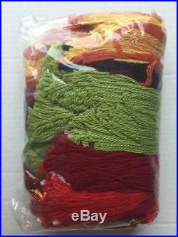 Retired 1995 Ehrman Kaffe Fasset Tulip Flower Tapestry Needlepoint Kit