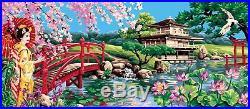 Royal Paris Tapestry/Needlepoint Kit Japanese Splendour by Atlascraft