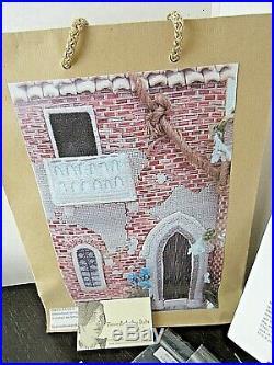 Royal School of Needlework Owen Davies ROMEO & JULIET'S COURT YARD Embroidry KIT