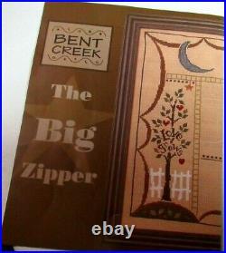 THE BIG ZIPPER from BENT CREEK, full kit