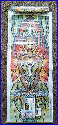 The Bayou Lady Diamond Art Club DAC Painting Mandie Manzano Tiana Princess