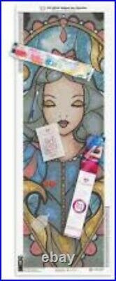 The Fairest Of Them All Diamond Art Club DAC Painting Mandie Manzano Snow White
