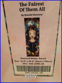 The Fairest Of Them All Diamond Art Club New / Upopened Discontinued