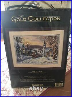 The Gold Collection Wintry Eve