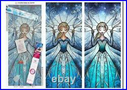 The Snow Queen Diamond Art Club DAC Painting Mandie Manzano Elsa Frozen Round