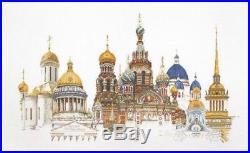 Thea Gouverneur Cross Stitch Kit- St. Petersburg/Russia