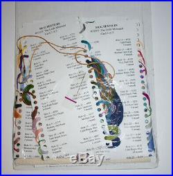 Thomas Kinkade Disney Dreams Collection The Little Mermaid Cross Stitch Kit NEW