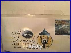 Thomas Kinkade Disney Dreams TINKER BELL & PETER PAN FLY NEVERLAND XS Kit NEW