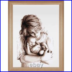 Vervaco Limited Edition Mother and Child Counted Cross Stitch